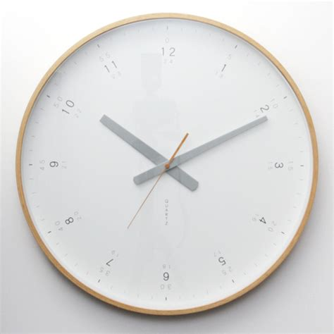 modern wooden clocks buy modern wooden wall clock online purely wall clocks