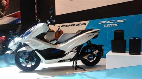 Pcx 2018 Depok by Ahm Hadirkan Honda Pcx Electric Dan 36 Unit Lainnya Di