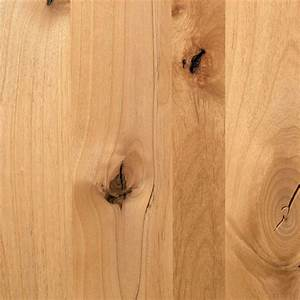 Wood Species Species & Finishes