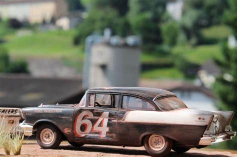 stock cars   build historic race model cars