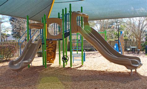 hoa oaks arbor finished playground playgrounds