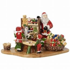 Villeroy Und Boch Weihnachten Sale : villeroy and boch christmas santa and the presents ~ A.2002-acura-tl-radio.info Haus und Dekorationen