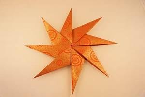 Stern Basteln Anleitung Papier : kreative sterne aus papier basteln ~ Lizthompson.info Haus und Dekorationen