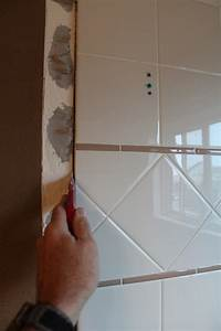 How to remove shower tile tile design ideas for Removing tile from walls in bathroom