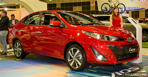 gallery  toyota vios  display  singapore