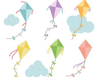 paper kite clipart clipground