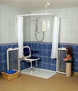 Accessible, Barrier, Free, Wet, Room, Shower, Systems, Cleveland, Columbus, And, Nationwide, Sales