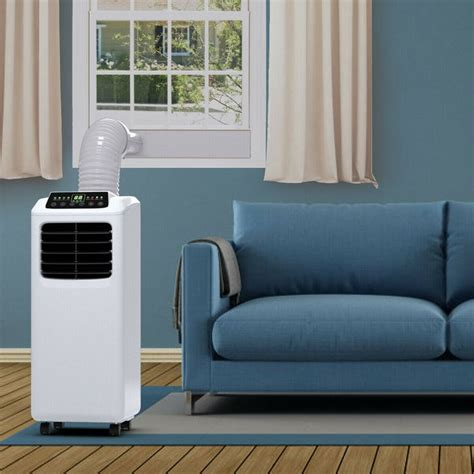 btu portable air conditioner  window kit small rooms windows home