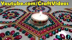 Diwali Decoration Ideas : How to Decorate Diwali Diyas
