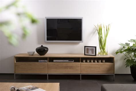lade led century oak ligna tv unit insitu fullsize