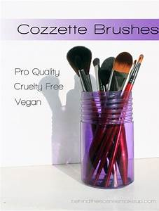 Professional Quality CrueltyFree Makeup Brushes
