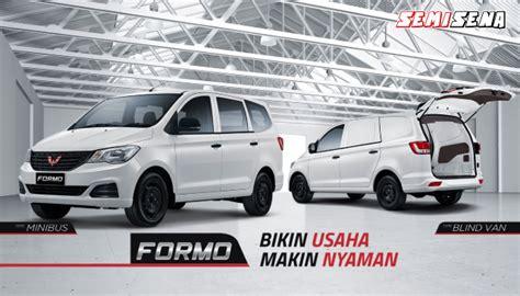 Gambar Mobil Wuling Formo by Harga Wuling Formo Review Spesifikasi Gambar Mei 2019