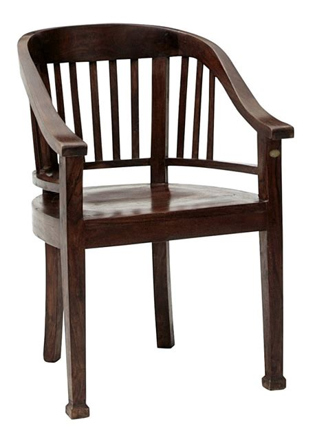 chaise avec accoudoirs chaise en bois massif avec accoudoirs style élégant helline