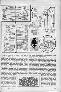 Hydroplane Boat Plan Guide