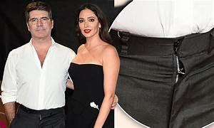 Simon Cowell's trousers unzip as he hits ITV Gala red ...