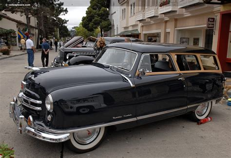 1950 Nash Rambler Pictures, History, Value, Research, News ...