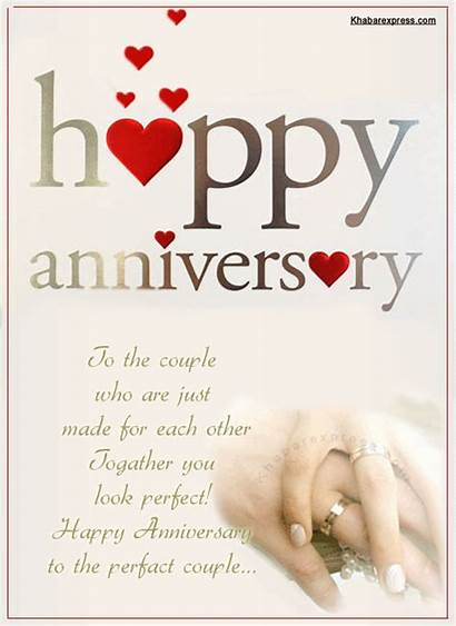 Couple Each Anniversary Happy Quotes Wishes Messages