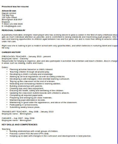 sle teaching assistant resume 9 exles in word pdf