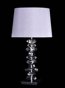 Table and floor lamps for Large pebble floor lamp
