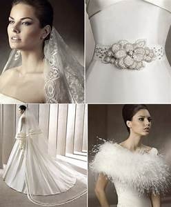 Pronovias wedding accessories have arrived onewed for Wedding dress accessories