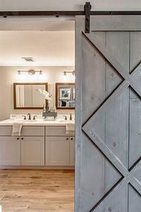 vanity door style three coordinated bath furniture shown With barn door hardware phoenix