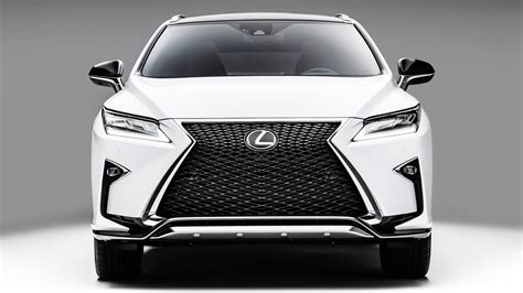 white lexus 2017 interior 2017 lexus rx will bring a new shift in driving car from