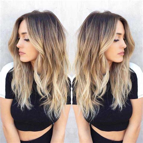 balayage ombre dark brown  blonde human wigs edw
