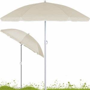 Sonnenschirm Knickbar Höhenverstellbar : strand sonnenschirm 180 cm h henverstellbar mit neigefunktion beige plants pinterest ~ Buech-reservation.com Haus und Dekorationen