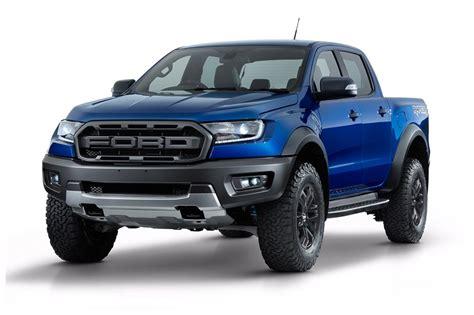 2018 Ford Ranger Raptor 2.0 (4x4), 2.0l 4cyl Diesel