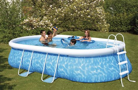 piscine gonflable rectangulaire pas cher