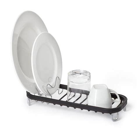 small sink dish rack umbra small dish drainer in dish racks