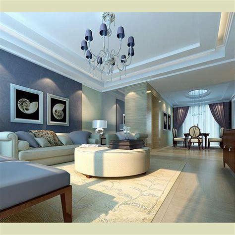 Zimmer Gestalten Farbe by Cool Color Scheme Blue Living Room Complementary