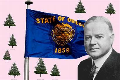 Hoover Herbert President Oregon Come Named Him