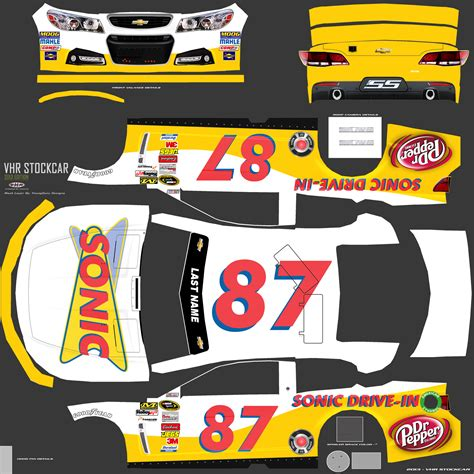 nascar templates ot one of my rfactor vhr skins for 2015 looking for feedback and ideas for more skins nascar