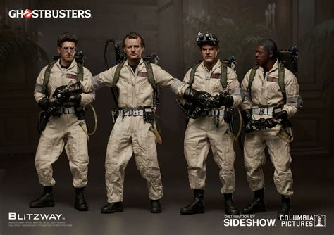 Ghostbusters Ghostbusters 1984 Special Pack Sixth Scale