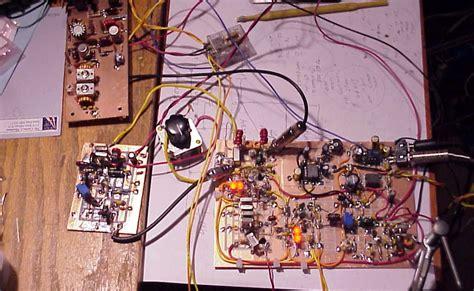 vacuum tube homebrew amateur radio equipment