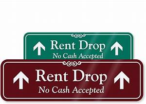 Rent A Drop : no cash signs no cash accepted signs ~ Medecine-chirurgie-esthetiques.com Avis de Voitures