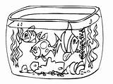 Paisajes Pecera Akwarium Acuario Peces Peceras Imagui Pez Rybki Fishbowl Kolorowanka Bestcoloringpagesforkids Ryby Dla Imagixs Peixes Inspirador Dibujoscolorear Relacionados Gordo sketch template
