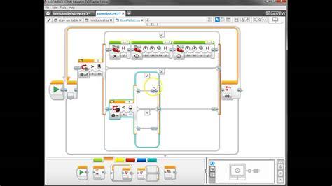 EV3 Programming - Sumo Bot Seek N Destroy - YouTube