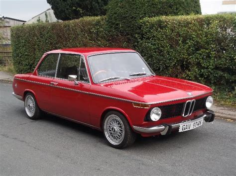 Classic Cars For Sale  1974 Bmw 1602