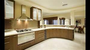 Modern Kitchen Design Ideas With Wooden Cabinets