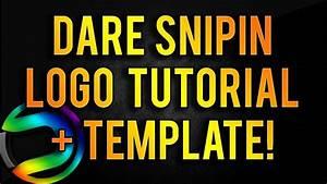 DareSnipin Logo + Template! - [ ORIGINAL! ] [ Dare ] - YouTube