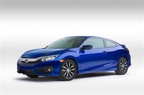 honda civic refreshing or revolting 2016 honda civic coupe motor trend