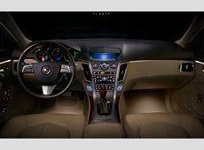 2009 Cadillac Cts Interior Photo 5