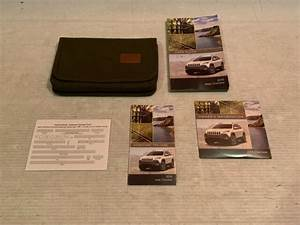 2015 Jeep Cherokee Owners Manual User Guide Book Set With