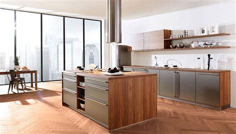 Offene Wohnkuche Mit Wohnzimmer