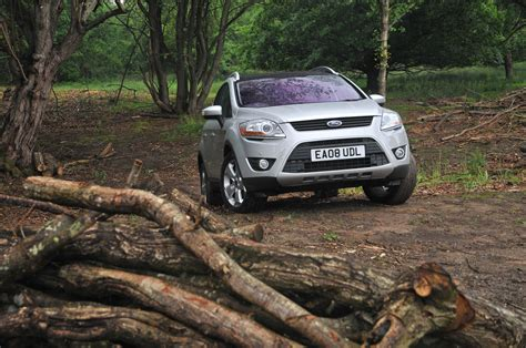 Ford Offers More Performance And Style For New Kuga Crossover