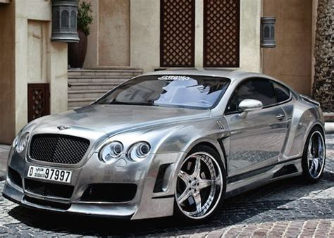One Of The Most Beautiful Chrome Cars, Designed By Chrome