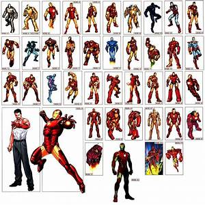 Iron Man Suits | jeffé