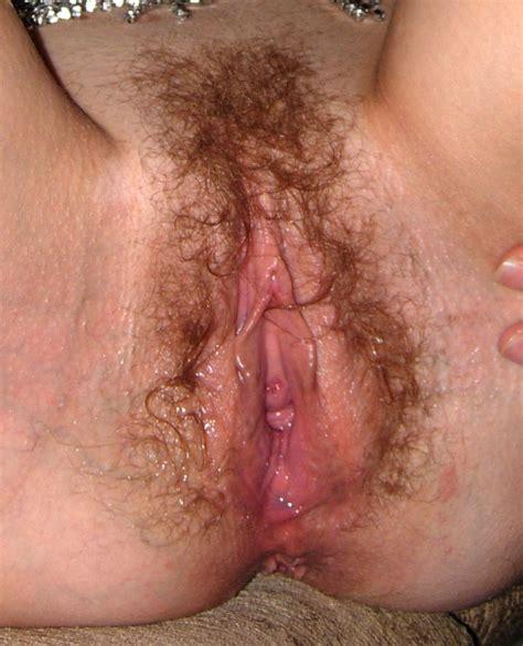 Slut Wife Bridgette Mature Pussy Wet Hairy Creampie